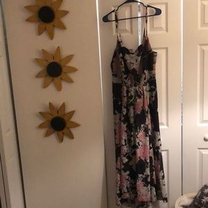 City chic maxi dress size 16
